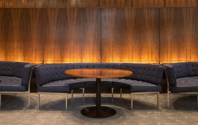 philip johnson The Four Seasons Restaurant Interiors By Philip Johnson The Four Seasons Restaurant Interiors By Philip Johnson Capa 11