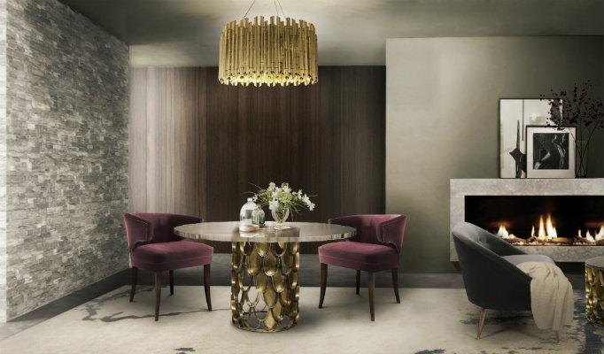 Inspiring Dining Room Sets By TG Studio