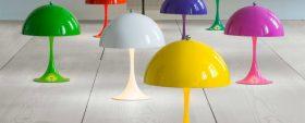 modern design lamps