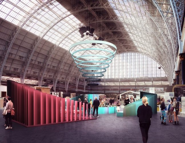 London Design Festival 100% design 2016 100% Design 2016: Best Installations and projects 3lswnfnef0h5