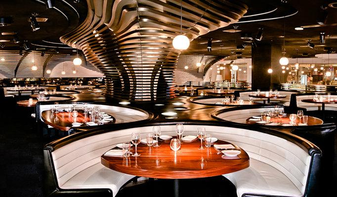 Where to go during London Design Festival: Best Design Restaurants