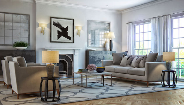 New UK Top Interior Designers – Part I