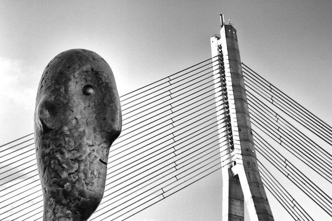 architecture photos architecture photos Most Incredible Architecture Photos from 2016 92947594 7 he and the bridge by oleg dashkov
