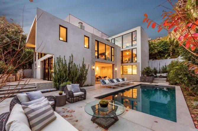 top celebrity homes