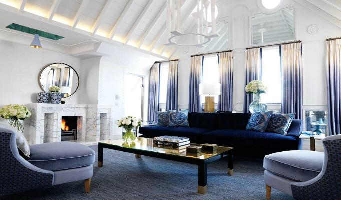 david collins studio david collins studio Best 10 Interior Design Projects by David Collins Studio purple