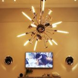 Craftsmanship and Contemporary Design from Boca do Lobo Chandeliers