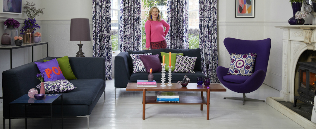 Incredible Modern Projects With Ultra Violet trends Sophie Purple Main LR copy