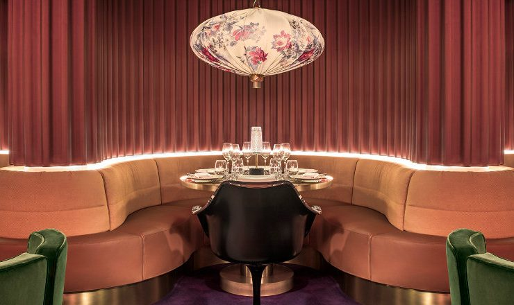 Discover The Design Of Leo's At The Arts Club London by Dimore Studio DIMORESTUDIO ArtsClub 740x440