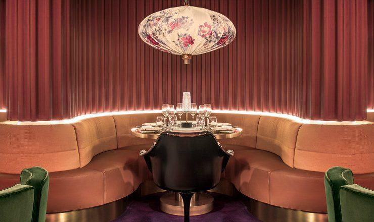 Discover The Design Of Leo's At The Arts Club London by Dimore Studio DIMORESTUDIO ArtsClub 740x440