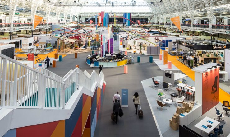 London Design Festival 2018: What's New On 100% Design Why 100Design Was The Best London Trade Show This Year 740x440
