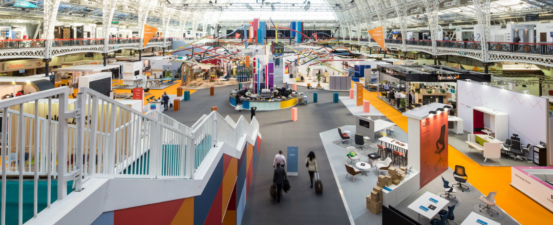 London Design Festival 2018: What's New On 100% Design Why 100Design Was The Best London Trade Show This Year