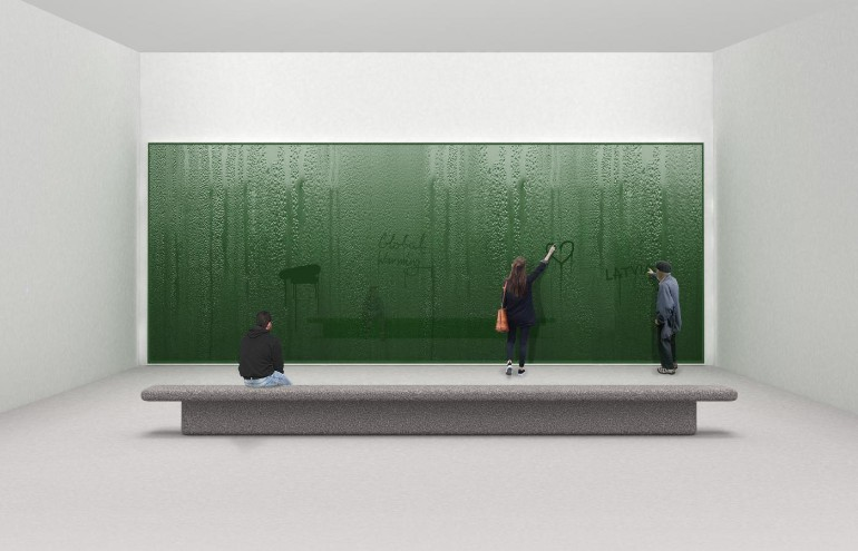 What to Expect from London Design Biennale 2018 latvia ldb2018 render horizontal