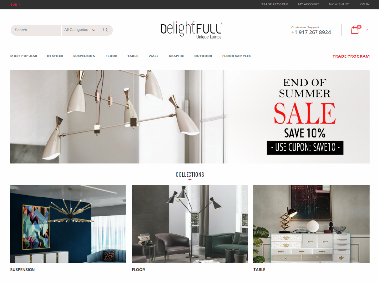 Online Lighting Stores You Need to Know - Decor and Style