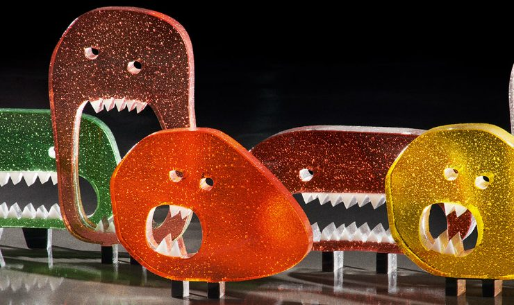 Design Company Lasvit Presents Glass Monsters at The London Design Festival feat 18 740x440