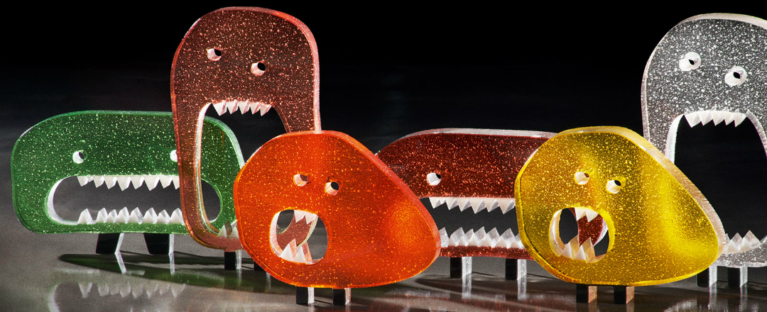 Design Company Lasvit Presents Glass Monsters at The London Design Festival feat 18