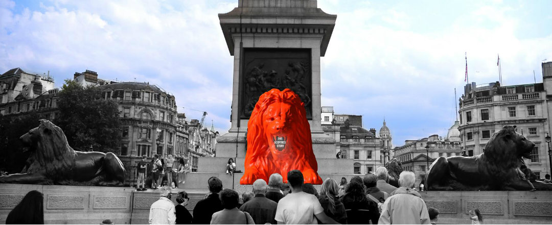 """London Design Festival 2018: """"Please Feed the Lions"""" Will Steal the Show feat 7"""