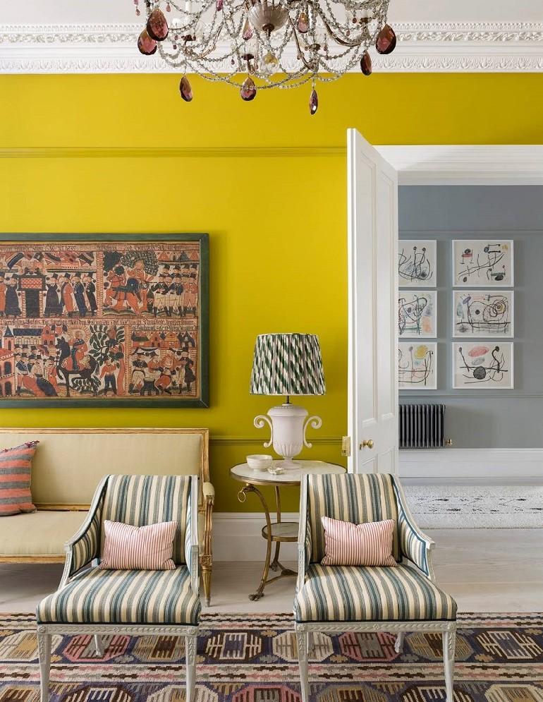 Discover The Scandinavian Design of an 1860's London House  Discover The Scandinavian Design of an 1860's London House Discover The Scandinavian Design of an 1860s London House 4