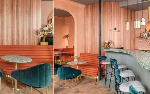 Discover Omar's Place, A Mid-Century Mediterranean Restaurant in London feat 2 480x300