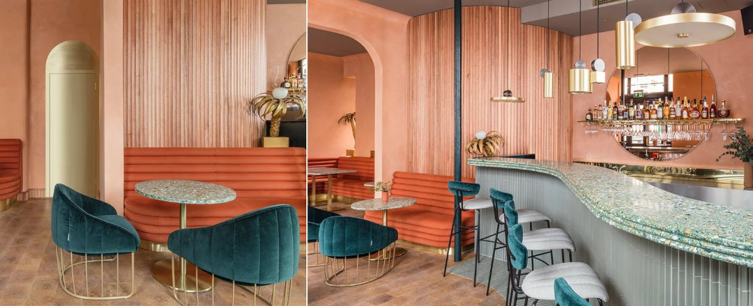 Discover Omar's Place, A Mid-Century Mediterranean Restaurant in London feat 2