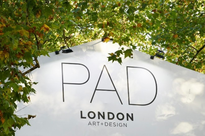 What To Expect From PAD London Art + Design lodnon  home lodnon