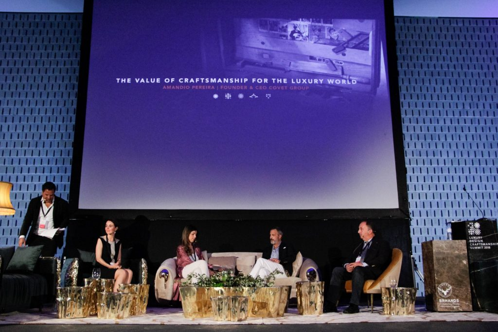 the luxury design & craftsmanship summit The Second Edition of The Luxury Design & Craftsmanship Summit is Upon Us! Celebrating Craftsmanship The Luxury DesignCraftsmanship Summit 2019 5 1024x683