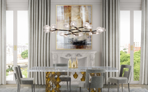 chandeliers 10 Dining Room Chandeliers You'll Want In Your Decor 10 Dining Room Chandeliers You   ll Want In Your Decor 4 1 480x300