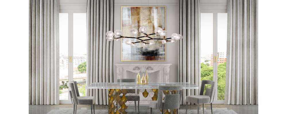 chandeliers 10 Dining Room Chandeliers You'll Want In Your Decor 10 Dining Room Chandeliers You   ll Want In Your Decor 4 1
