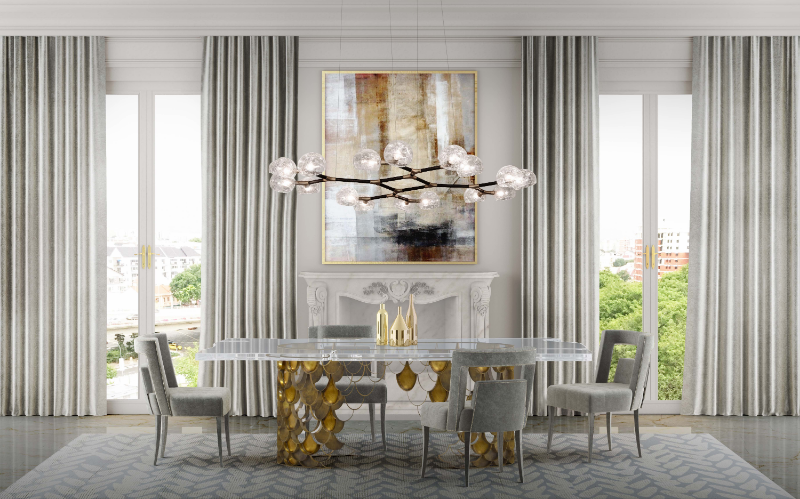 chandeliers 10 Dining Room Chandeliers You'll Want In Your Decor 10 Dining Room Chandeliers You   ll Want In Your Decor 4