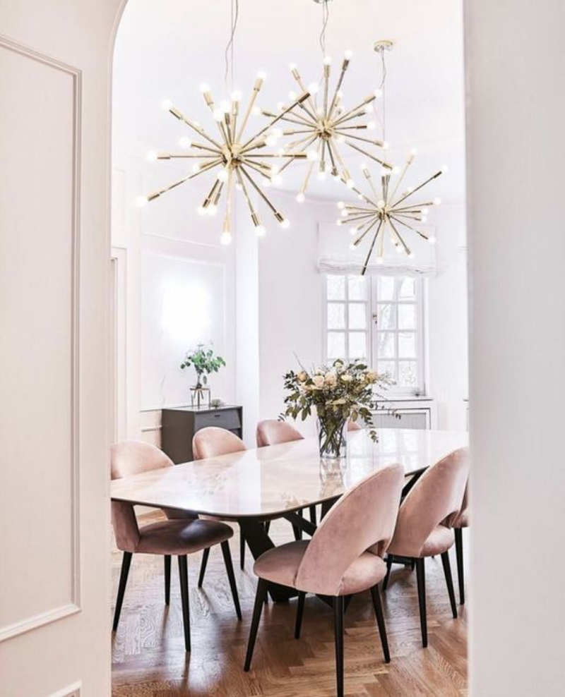 chandeliers 10 Dining Room Chandeliers You'll Want In Your Decor 10 Dining Room Chandeliers You   ll Want In Your Decor 6